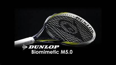 Dunlop Biomimetic Racquet M5 Rwe
