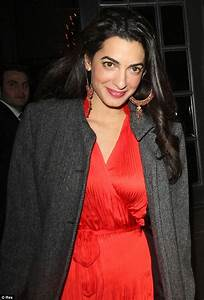 George Clooney new love interest is human rights barrister ...