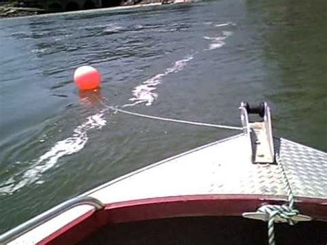 Boat Anchor Float Ball by Anchor Retrieval System For Fishing In Rivers Or Ocean