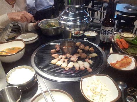 cuisine aux algues decouverte de la cuisine coreenne en coree quot pays du matin frais quot