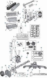 Yj Wrangler 4 2l 6 Cylinder Engine Parts