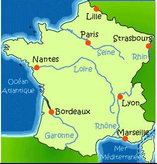 Carte Des Fleuves De Ce2 by Cours De Histoire G 233 Ographie Ce2 Les Fleuves Maxicours
