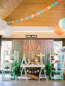 Kara39s Party Ideas Camp Rafa Pow Wow 1st Birthday Party
