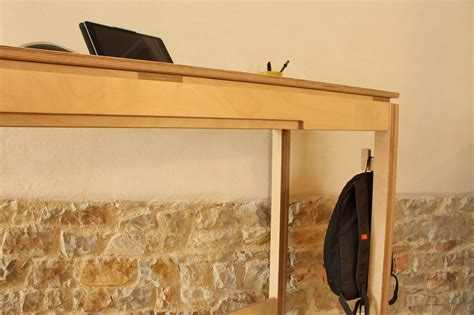 bureau pour travailler debout bureau pour travailler debout un meuble esthétique