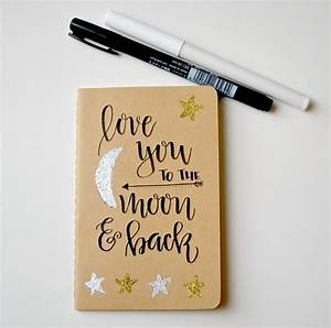 embossed hand lettered journal amy latta creations With embossing hand lettering
