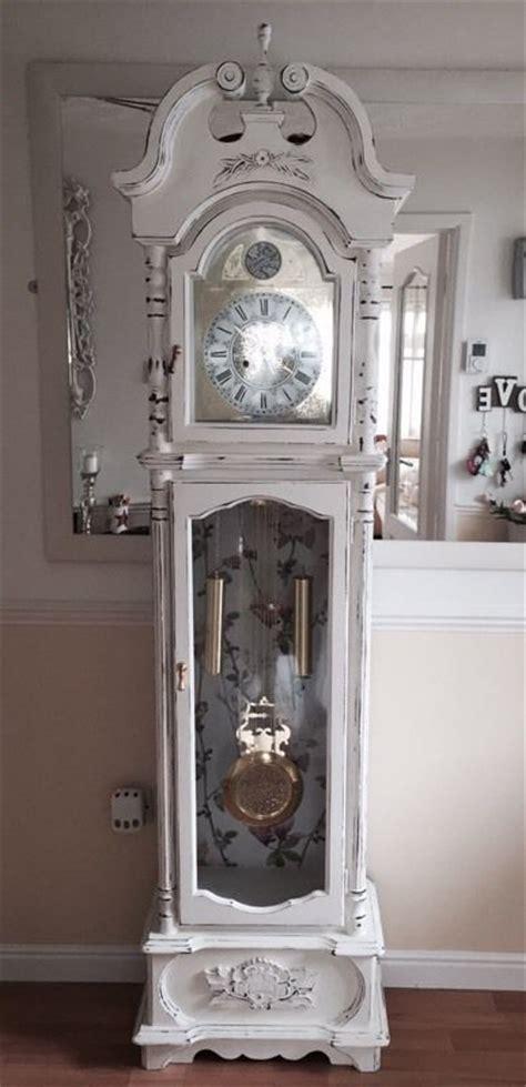shabby chic grandfather clocks refurbished shabby chic grandfather clock in plymouth devon gumtree