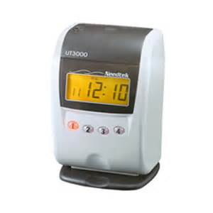 Electronic Date Time Stamp Machine