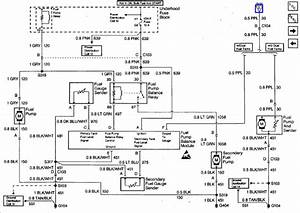 Wiring Diagram Of A 1998 Chevy 3500 Fuel Pump