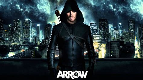 arrow tv series city wallpaper   arrow