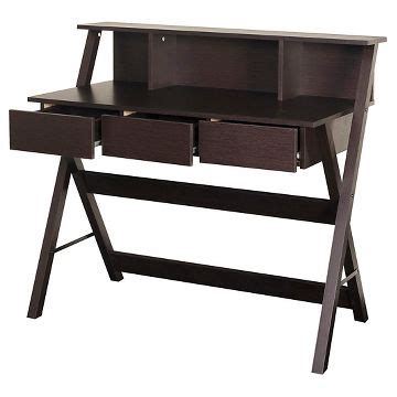 hutch target computer desk with hutch target