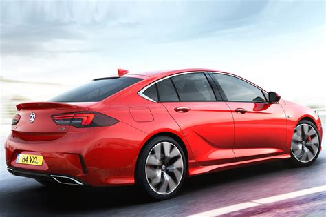 Opel Vauxhall by Gsi Returns Prices Confirmed For New Vauxhall Insignia