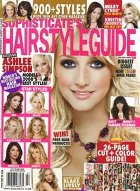 hairstyle hairstyle magazine