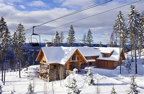 Snow Ghost Chalet at Elk Highlands : CTA Architects Engineers