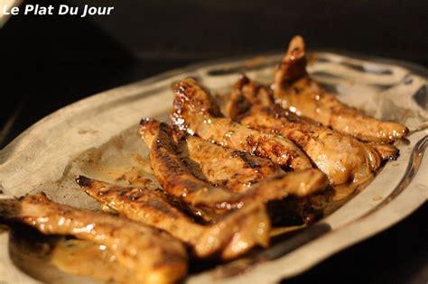 aiguillettes de canard marin 233 es 224 la plancha recette