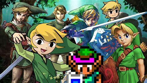 Legend Of Zelda Desktop Wallpaper The Legend Of Zelda Link 39 S Stunning Visual Evolution Youtube