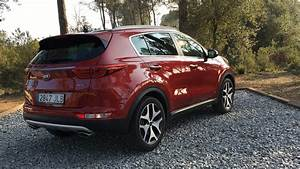 Sportage Gt Line : kia sportage 2 0 crdi awd small footage on location barcelona 2016 autovideo net ~ Gottalentnigeria.com Avis de Voitures