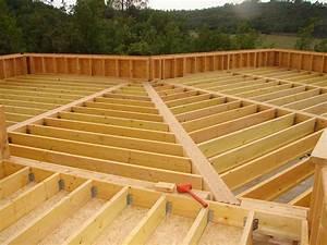 Maison Ossature Bois Toit Plat : toit terrasse structure bois ~ Melissatoandfro.com Idées de Décoration