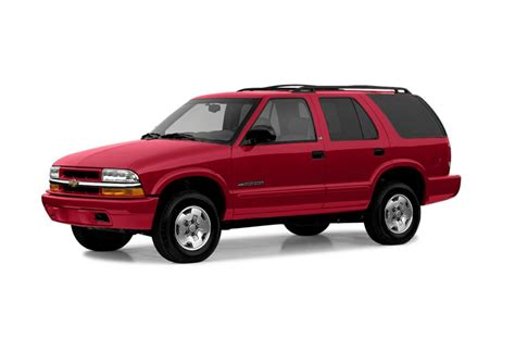 2003 Chevrolet Blazer Specs, Pictures, Trims, Colors