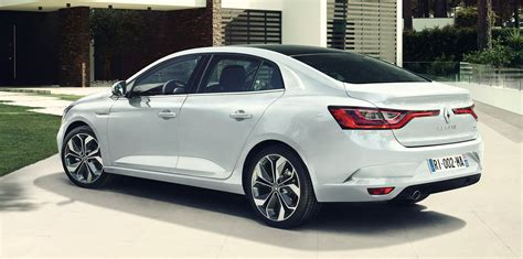 2017 Renault Megane Sedan Revealed, Australian Launch