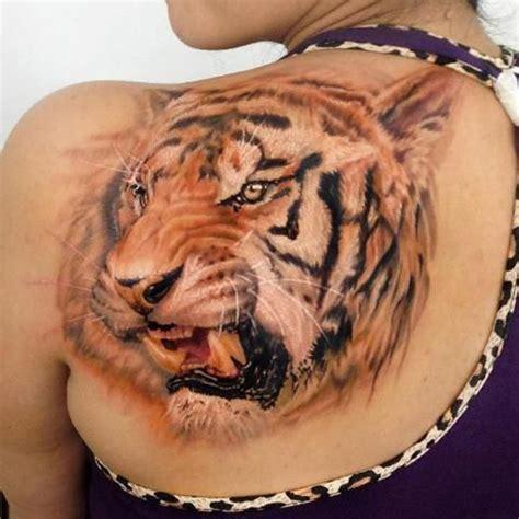 55 Awesome Tiger Tattoo Designs  Tiger Tattoo Design