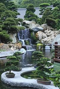 Die 25 besten ideen zu asiatischer garten auf pinterest for Garten planen mit bonsai anzuchterde