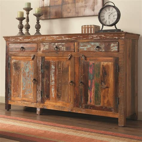coaster furniture  accent cabinet  doors