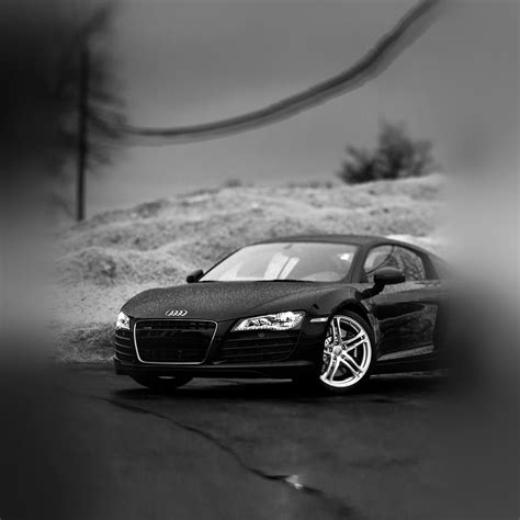 Ax28-audi-car-rain-illustration-art-bw-dark