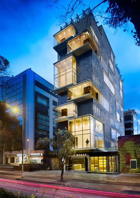 the click clack hotel in bogota colombia by plan b arquitectos and perceptual studio