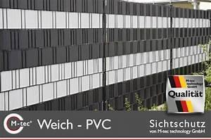 Sichtschutzstreifen Zum Einflechten : pvc kunststoffstreifen zum einflechten als sichtschutz in ~ Michelbontemps.com Haus und Dekorationen