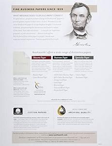 southworth resume paper cotton fiber 24 lb 8 1 2 x 11 With southworth exceptional resume paper
