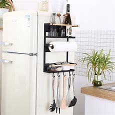 Kitchen Rack Fridge Magnetic Organizer  2018 New Design