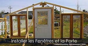 Construire Une Serre Pas Cher : plan de serre de jardin guide construire une serre pas cher ~ Premium-room.com Idées de Décoration