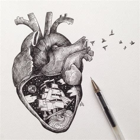surreal illustrations by alfred basha