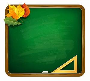 Vector, Green, Chalkboard, Illustration, 276780