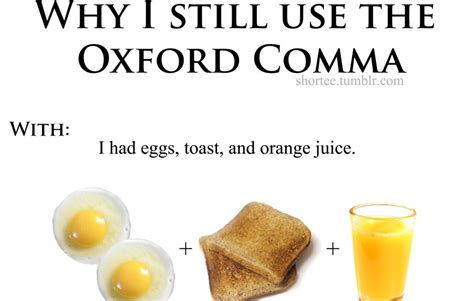 fun pic  oxford comma explained