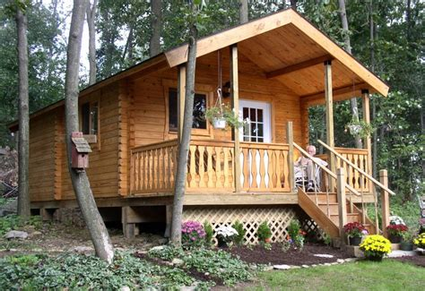 Cabin Kits For Sale   Serenity Log Cabin   Conestoga Log