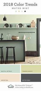 introducing the behr 2018 color of the year in the moment With kitchen cabinet trends 2018 combined with mint to be stickers