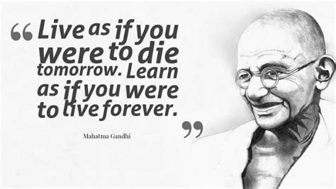mahatma gandhi quotes ophers world