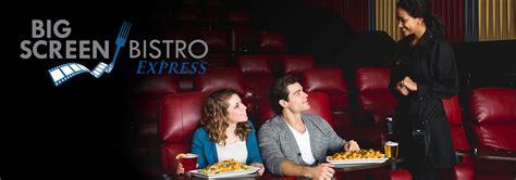 Big Screen Bistro Express In  Ee  Theater Ee   Dining At  Ee  Marcus Ee