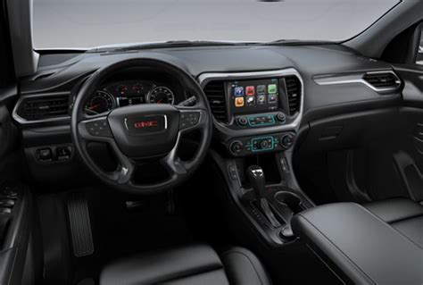 Gmc Acadia 2020 Dimensions by 2020 Gmc Acadia Awd Slt 2 Release Date Interior Specs