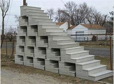 Precast Concrete Steps, Yard Decorations, and Commercial
