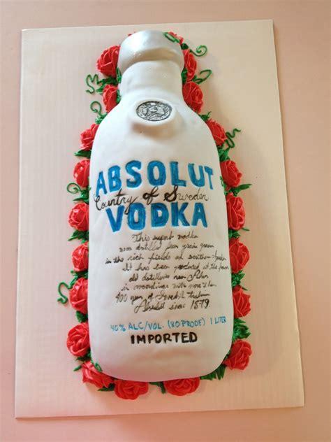 Birthday Cake Vanilla Vodka Absolut Cakecentral