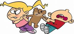 Kids fighting clipart - Clipart Collection | Free children ...