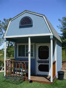 made from tuff shed alternative housing part 1b of 4