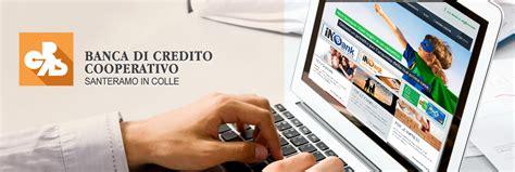 Di Credito Cooperativo Banking Di Credito Cooperativo Web Banking Prestamos A
