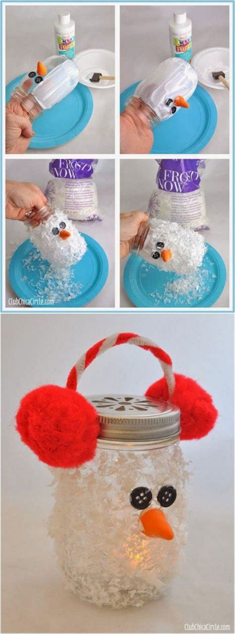 30 easy diy christmas crafts ideas for your kids 90 montenr