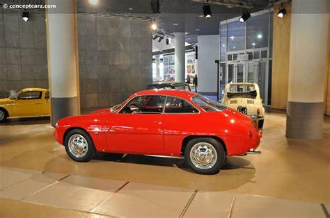 1960 Alfa Romeo Sprint Zagato (sz, Sz1, Coda Tonda