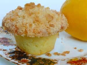 Poppy Curtain by Glazed Lemon Muffins Recipe Dishmaps