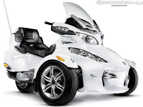 2011 Can-am Spyder Rt Limited First Look Photos