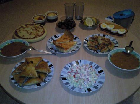 Dounia Cuisine Algérienne by Un Ftour Presque Parfait 3 Familles Nous Re 231 Oivent